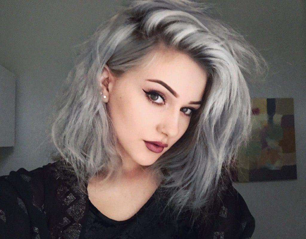 Estilos de color en el cabello, Grombré