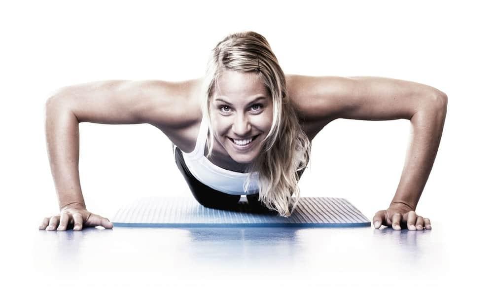 Fitness para principiantes ¡comienza a moverte y tonificar!