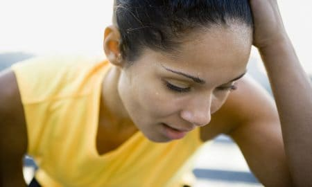 La menstruación y deporte