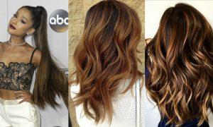 Tendencias en colores de cabello
