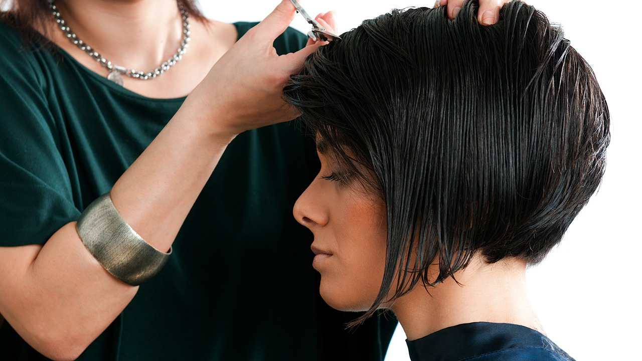 Imagenes de corte de cabello mujer 2017