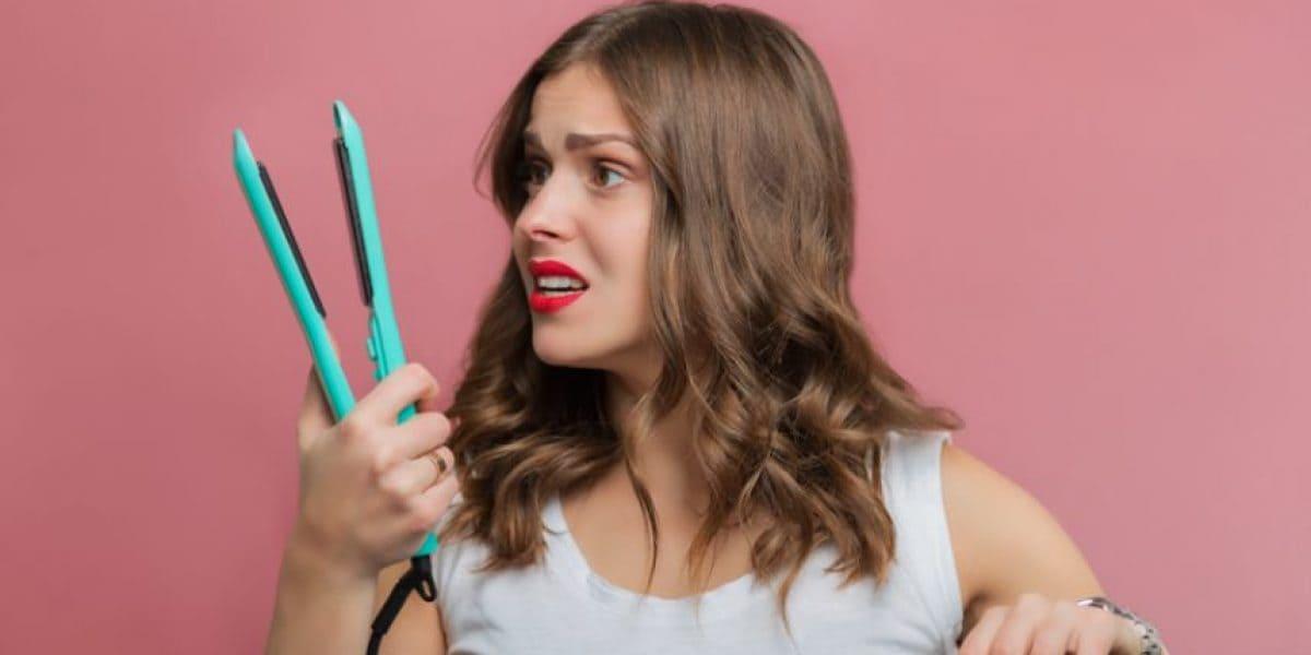tipos de plancha para el cabello