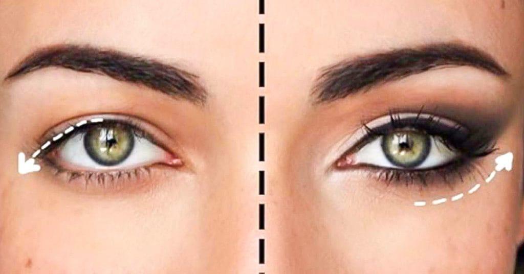 Cmo maquillarse los ojos tcnicas para resaltar la mirada