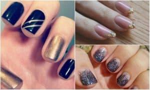 decoración en uñas