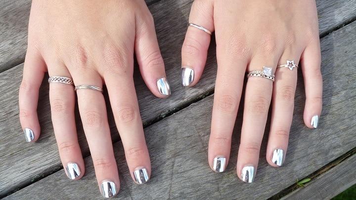 la nueva tendencia en uñas