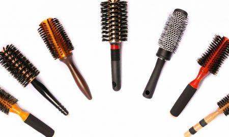 cepillo para cada tipo de cabello