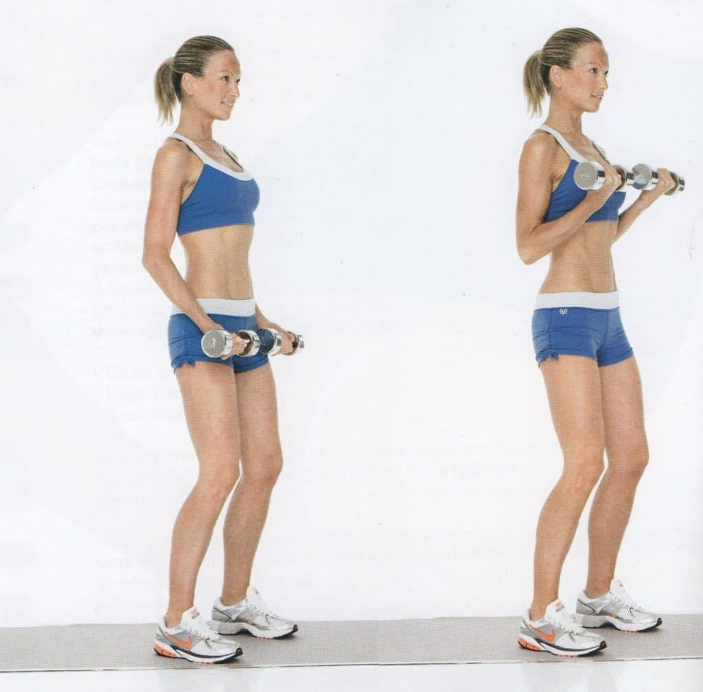 eliminar grasa en brazos