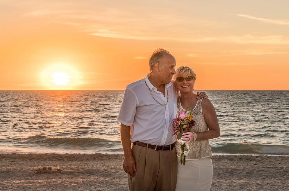 Casos de Edad para el matrimonio avanzada