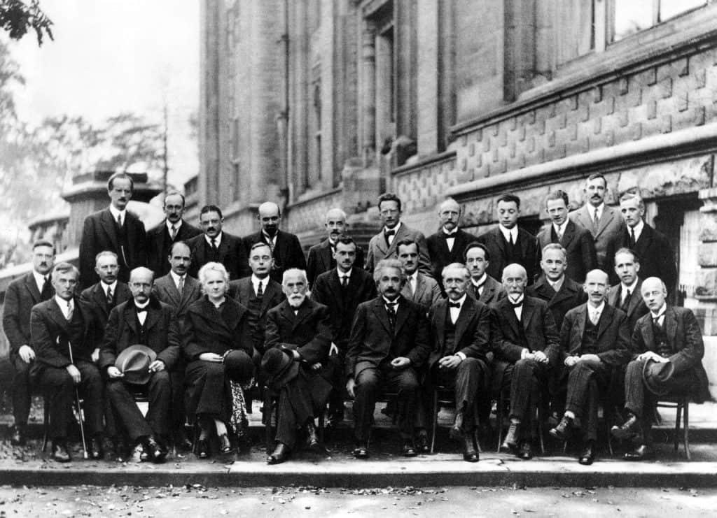 solvay 1927 la foto más importante de la ciencia