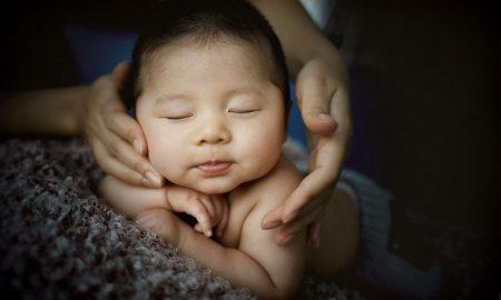 Conoce los beneficios del masaje infantil