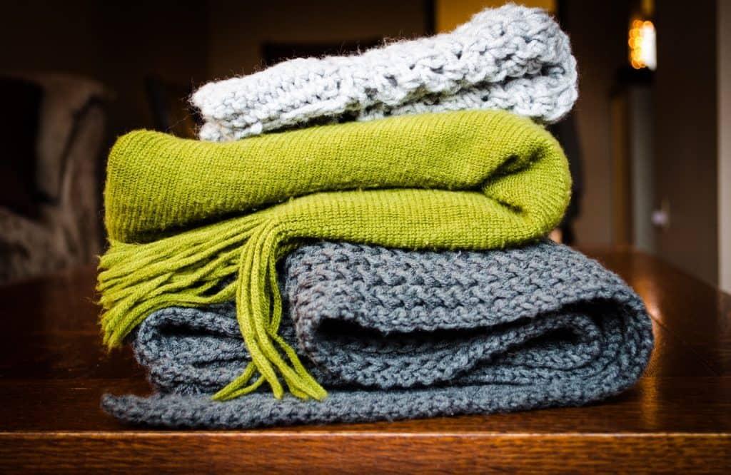 Tipos de ropa para viajar en invierno