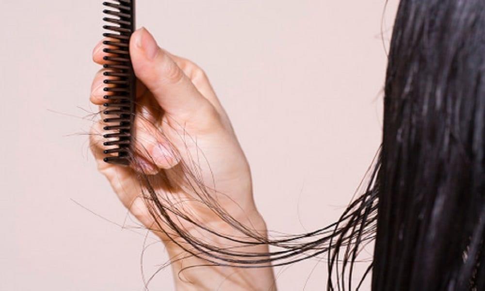 caída del cabello, salud