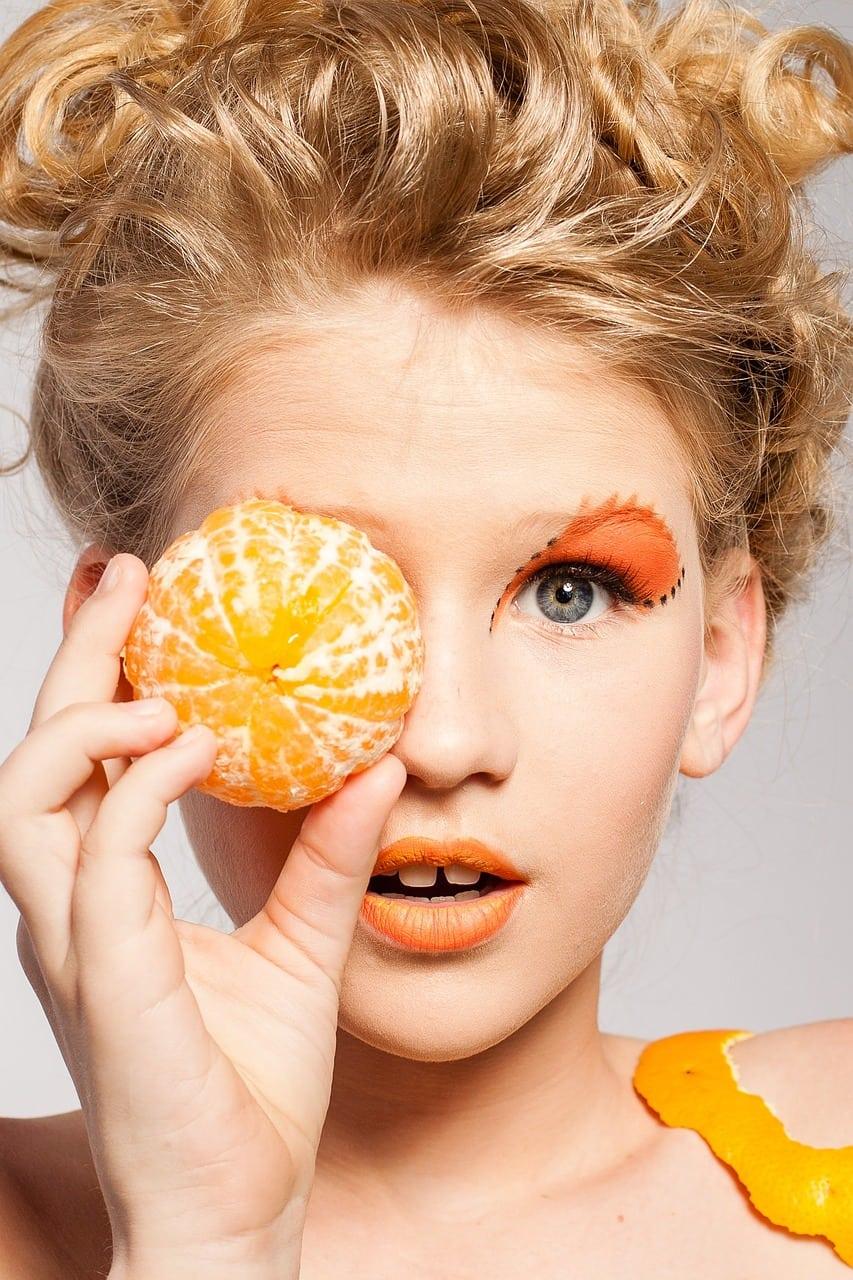 El maquillaje ecológico se hace en base a productos 100% naturales