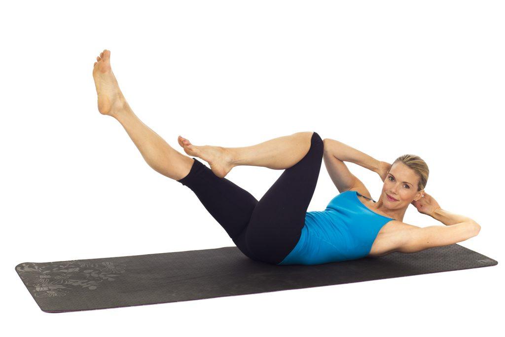 el mejor ejercicio para el abdomen