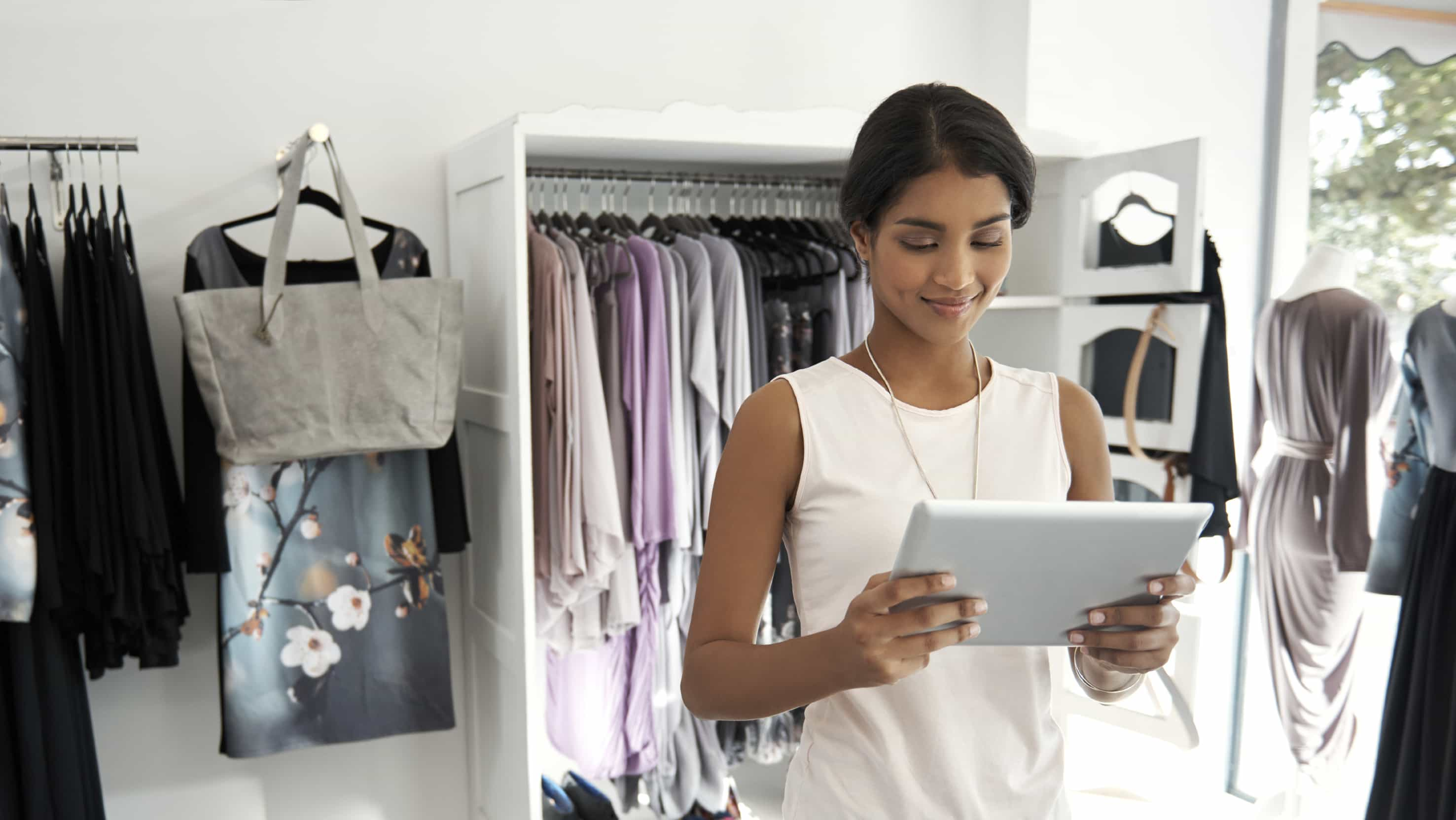 la nueva forma de acceder a las Tiendas de ropa online