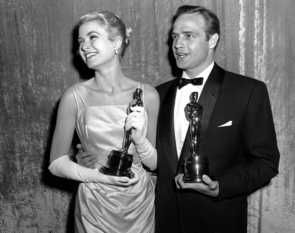 grace kelly oscar holliwood