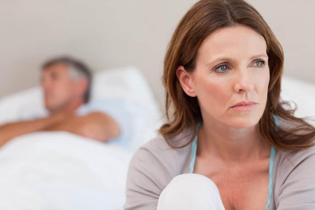 conoce los problemas sexuales con la menopausia