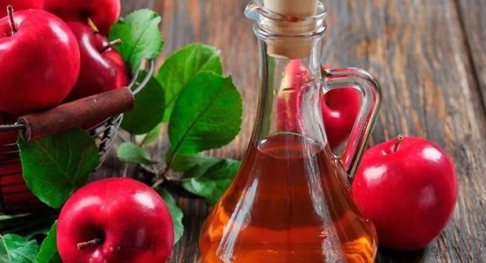 Vinagre de manzana, remedio natural para combatir la candidiasis