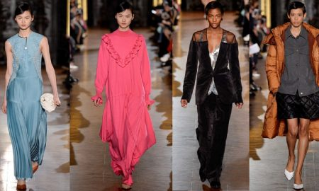tendencias moda mujer otoño 2017