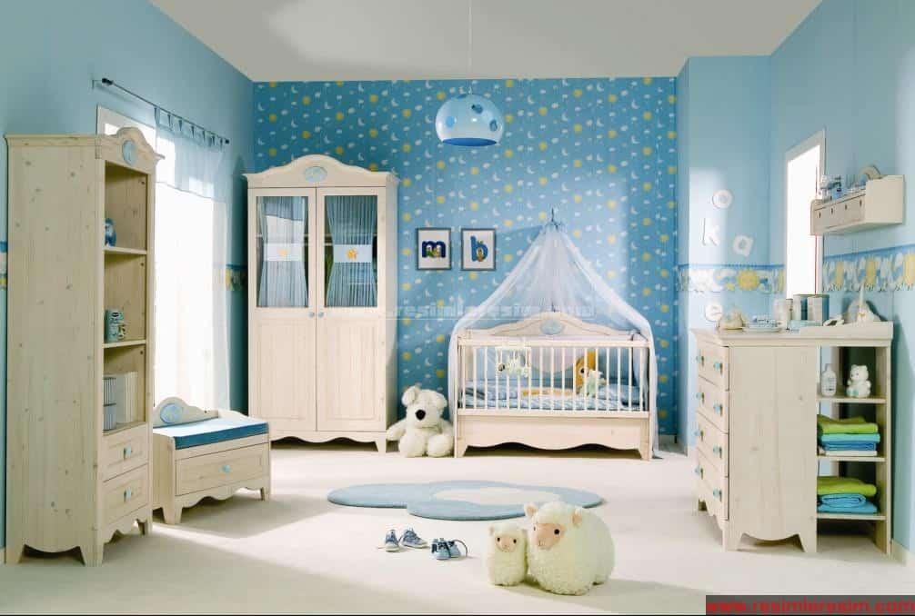 decorar el cuarto de un recién nacido