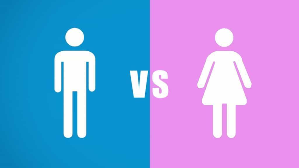 hombres y mujeres desmontando topicos