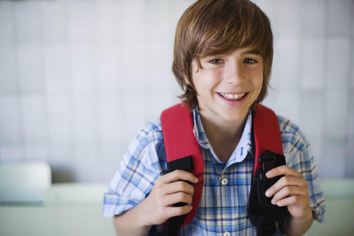 Vuelta al cole ¿cómo preparar todo para que tu hijo empiece con buen pie?