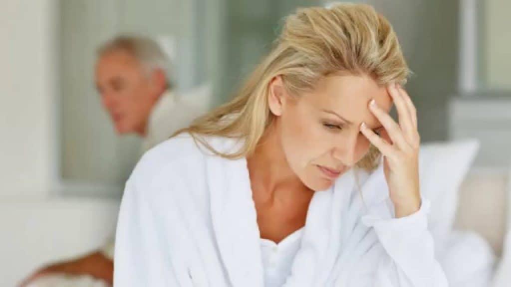 menopausia y depresion