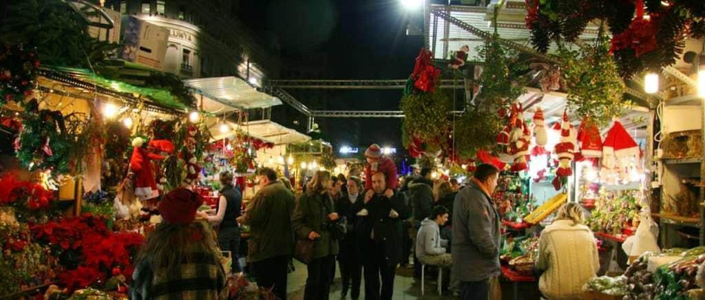 mercado de santa lucia en barcelona