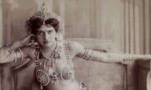 Mata Hari, la espía más famosa de la historia