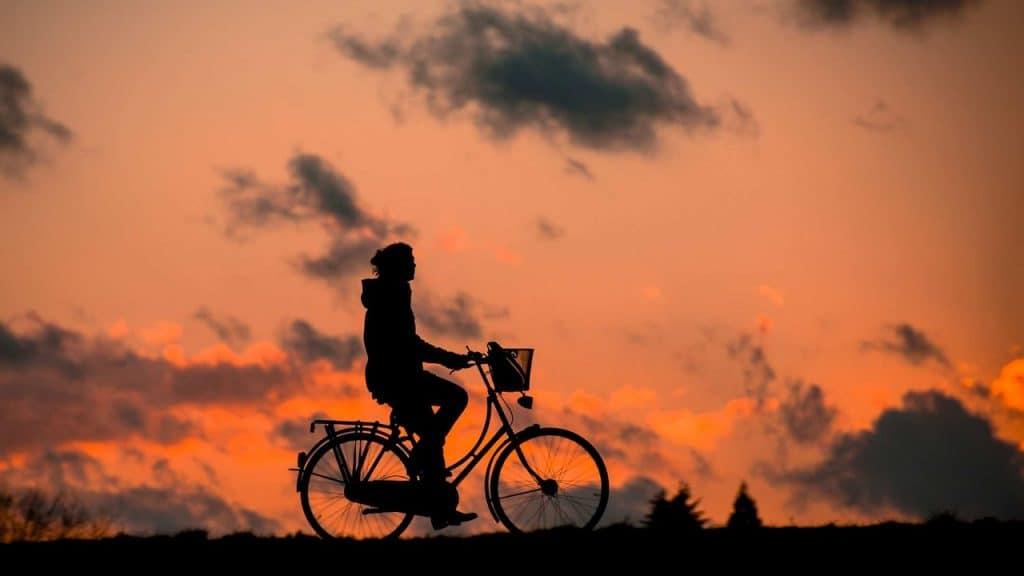 año nuevo en bici