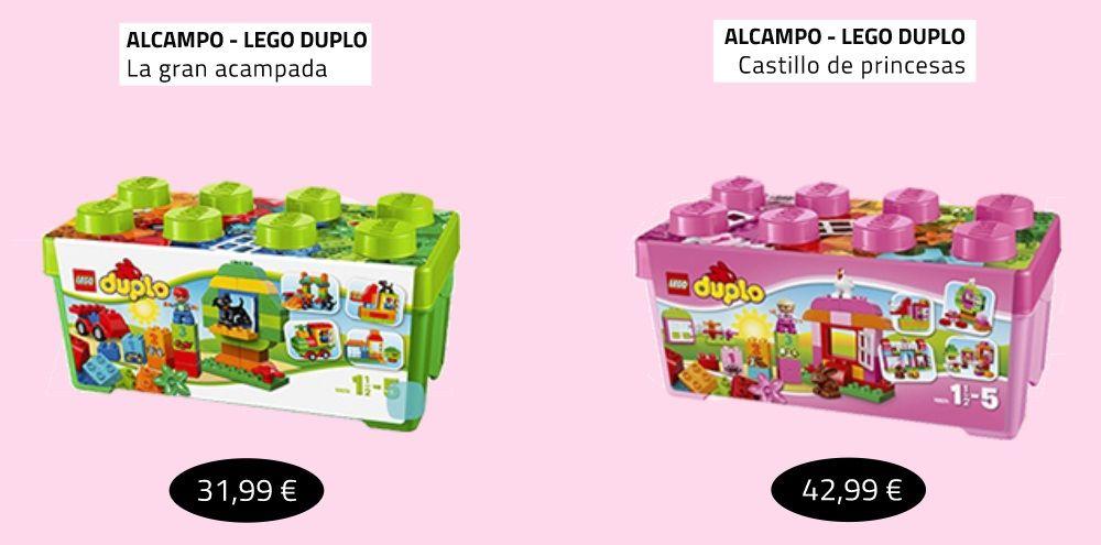 tasa rosa en juguetes