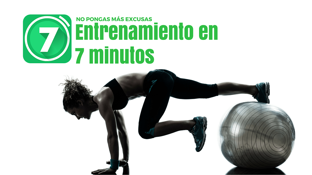 entrenamiento en 7 minutos