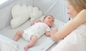 Elegir la mejor cuna para tu recién nacido
