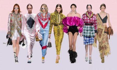 Moda y estilos 2018