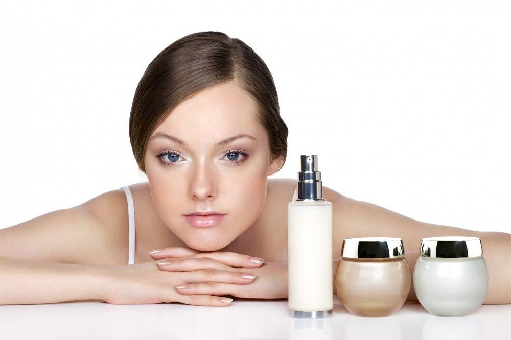 cosméticos para tu piel