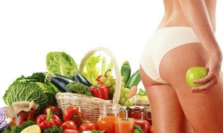 eliminar la celulitis a través de tu alimentación