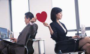 Amor en el trabajo ¿Es un beneficio o un perjuicio?
