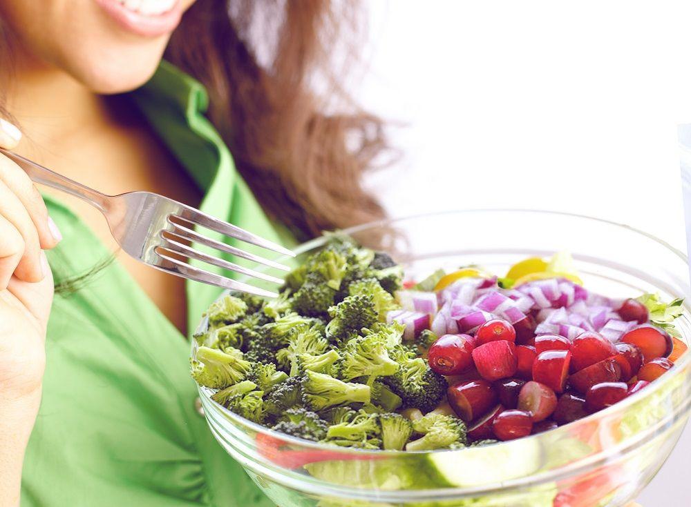 incluir verduras en tu dieta