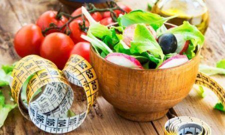 Perder peso a través de la dieta