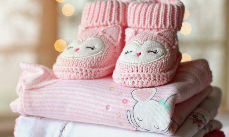 ¿Cómo debes lavar la ropa del bebé?