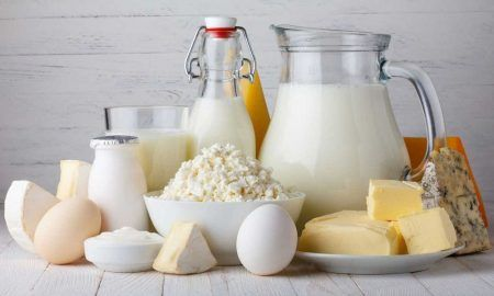 Eliminar los lácteos