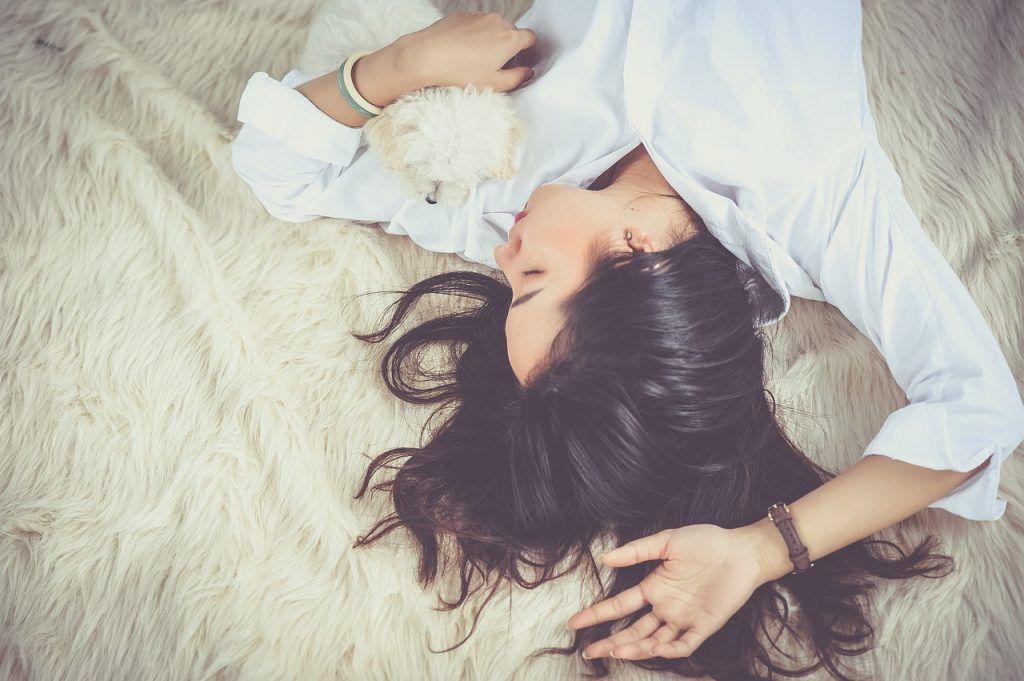 Dormir para combatir ansiedad