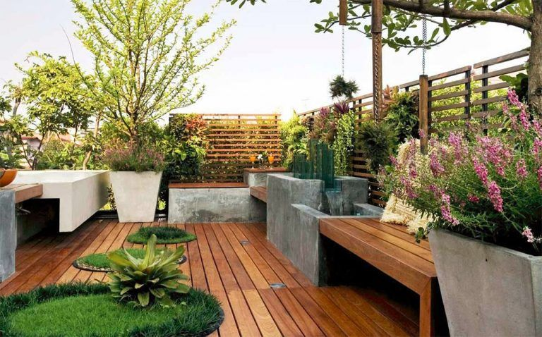 decorar la terraza low cost