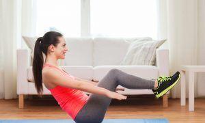 ejercicios para entrenar en casa