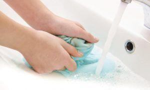 no destrozar la ropa cuando la lavas