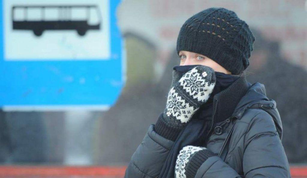 La alergia al frio