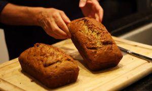 Hacer pan casero saludable