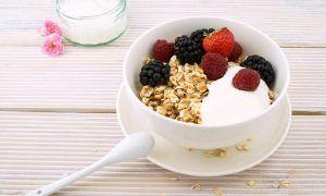Desayunos con avena