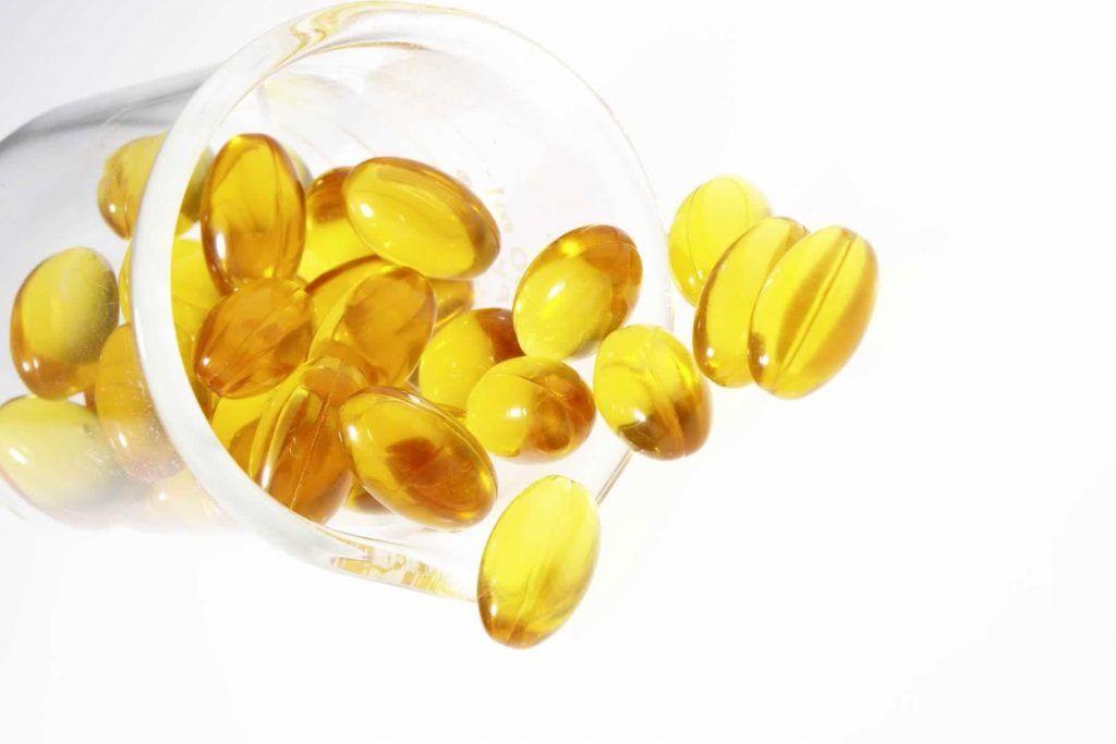 Perlas de aceite de ajo