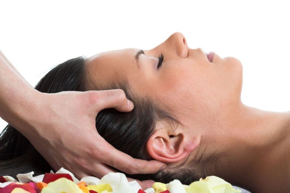 masajes del cuero cabelludo